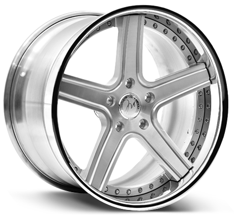 Modulare C7 3j-Piece forged concave wheels