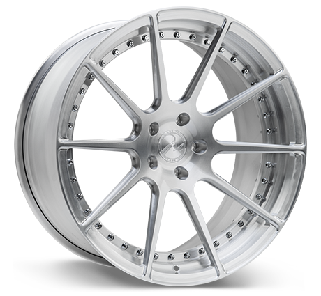 Modulare D15 Duoblock 2-piece forged wheels