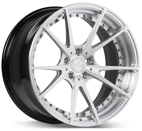 Modulare Forged D31 Duoblock 2-piece wheels