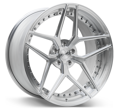 Modulare D32 Duoblock 2-piece forged wheels