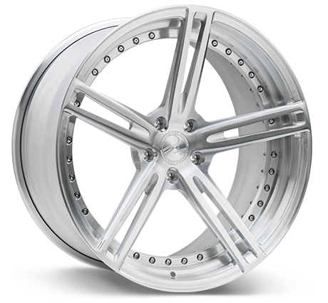 Modulare forged D35 Duoblock 2-piece forged wheels