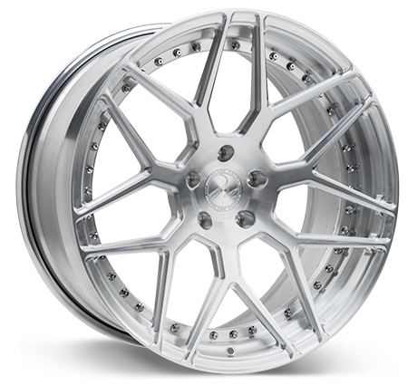 Modulare D37 Duoblock 2-piece forged wheels