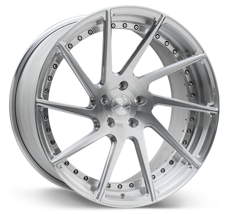 Modulare D9 Duoblock 2-piece forged wheels