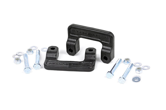 Rough Country 2in GM Leveling Lift Kit (07-20 1500 PU/SUV) Part# 1307
