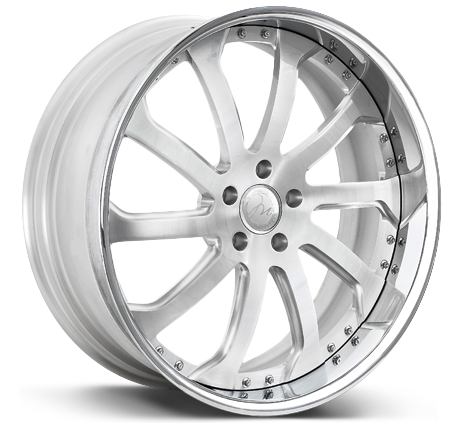Modulare Heritage M10 3-piece forged wheel