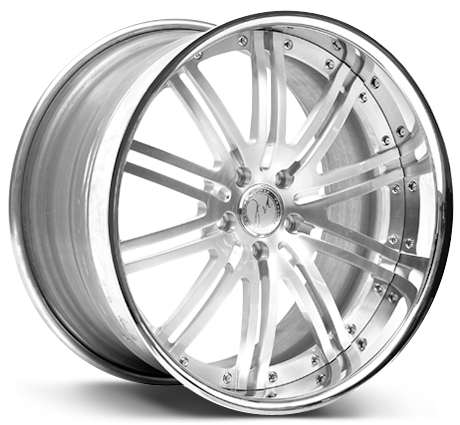 Modulare Heritage M13 3-piece forged wheel