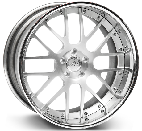 Modulare M14 3-piece forged wheel