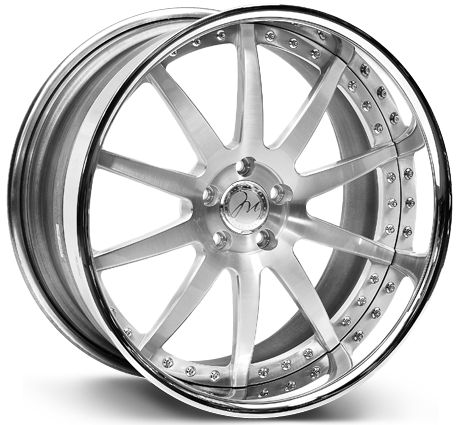 Modulare Heritage M15 3-piece forged wheel