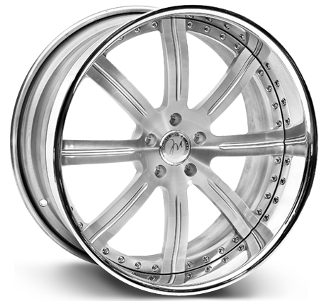 Modulare Heritage M16 3-piece forged wheels