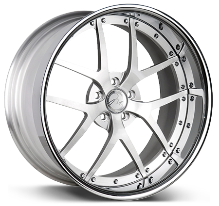 Modulare Heritage M19 3-piece forged wheel
