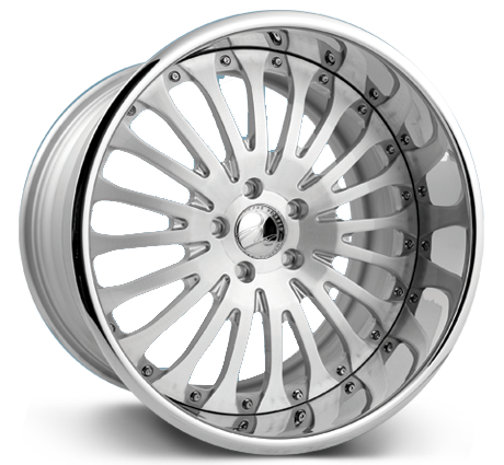 Modulare Heritage M1 3-piece forged wheel