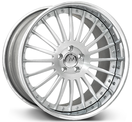 Modulare M20 3-piece forged wheel