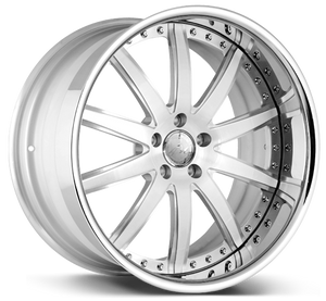 Modulare Heritage M21 3 -piece forged wheels