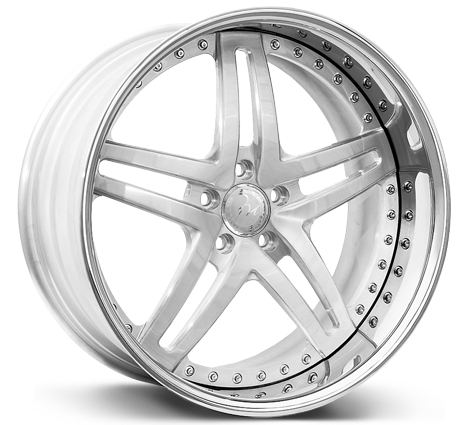 Modulare Heritage M22 3-piece forged wheels