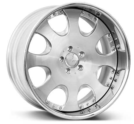 Modulare M23 3-piece forged wheels