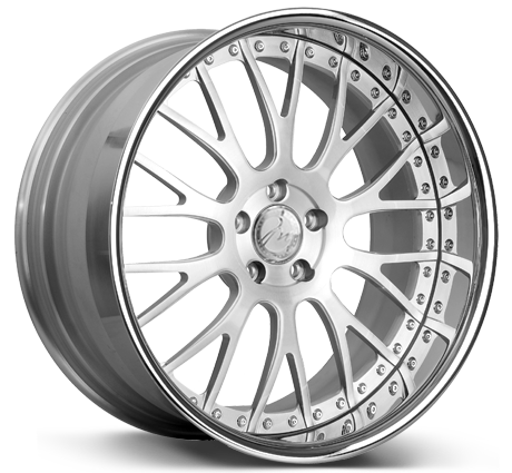 Modulare Heritage M24 3-piece forged wheel