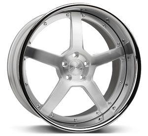 Modulare Heritage M25 3-piece forged wheel