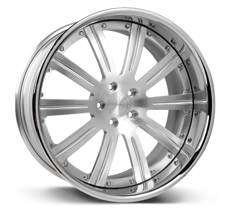 Modulare Heritage M26 3-piece forged wheel