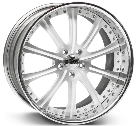 Modulare Heritage M3 3-piece forged wheel