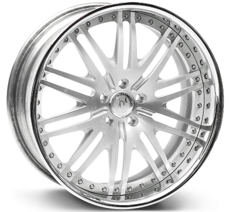Modulare Heritage M4 3-piece forged wheels
