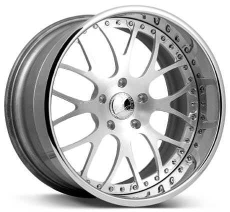Modulare Heritage M6 3-piece forged wheel