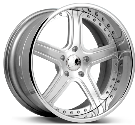 Modulare Heritage M7 3-piece forged wheel