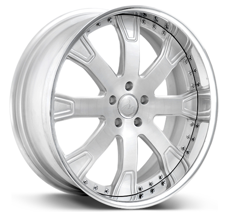 Modulare Heritage M8 3-piece forged wheels
