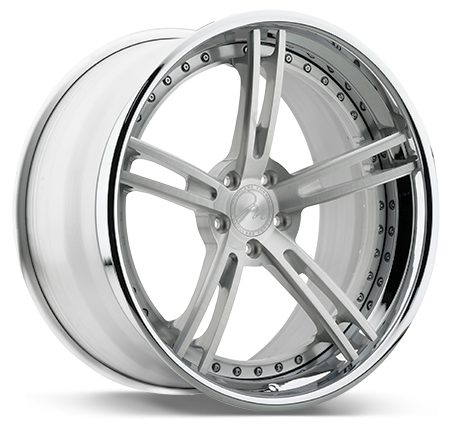 Modulare S35 Deep Concave Step Lip wheels