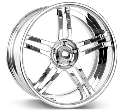 Modulare forged Vintage V11  polished 2 piece
