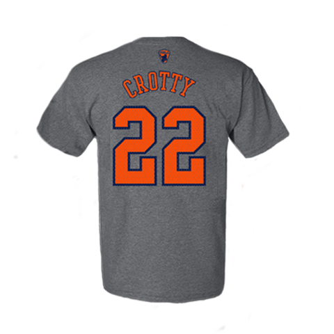 Ned Crotty #22 Tee