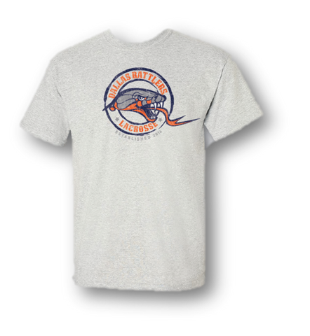 Grey Snakehead T-Shirt