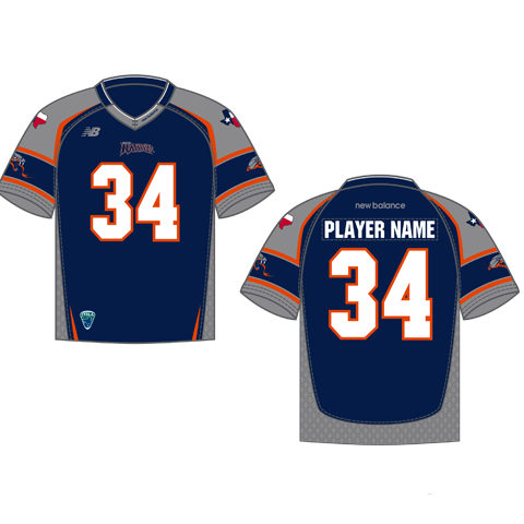 Rattlers Custom Replica Home Jersey