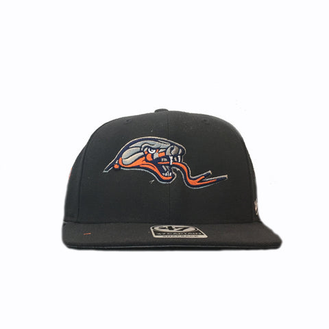 Rattlers Sure Shot Navy '47 CAPTAIN Hat