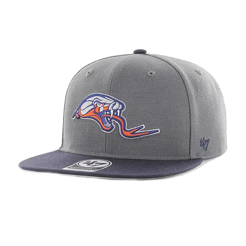 Rattlers Sure Shot Two-Tone '47 CAPTAIN Hat