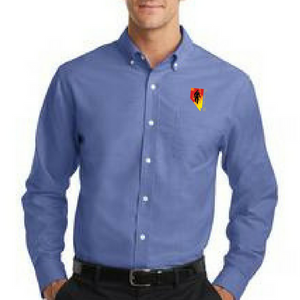 PFFN Port Authority Super Pro Oxford Logo Shirt