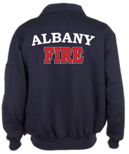 Load image into Gallery viewer, Albany Game 1/4 Zip Job Shirt