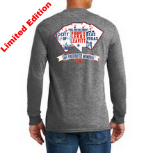 Load image into Gallery viewer, LVFD 2018 IAFF MEMORIAL RUN TEE
