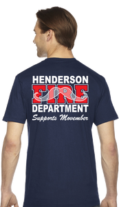 HFD 2019 Movember Awareness Tees
