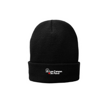 Load image into Gallery viewer, Lee Canyon Ski Patrol Fleece Lined Beanie