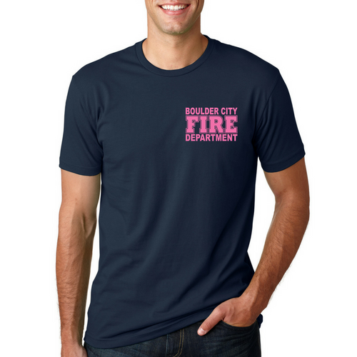 BCFD Breast Cancer Awareness Tees