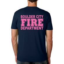 Load image into Gallery viewer, BCFD Breast Cancer Awareness Tees
