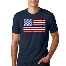 Load image into Gallery viewer, American Firefighter Flag (Red, White, And Blue!)