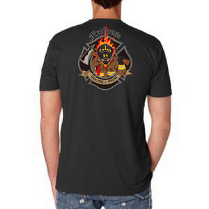 Henderson Fire Department Station 84 Pride Tee