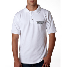 Load image into Gallery viewer, PFFN Made In USA Embroidered Polo W/ Chest Logo