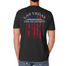 Load image into Gallery viewer, LVFR American Flag T-Shirt
