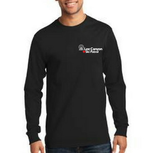 Lee Canyon Ski Patrol Mens Tees