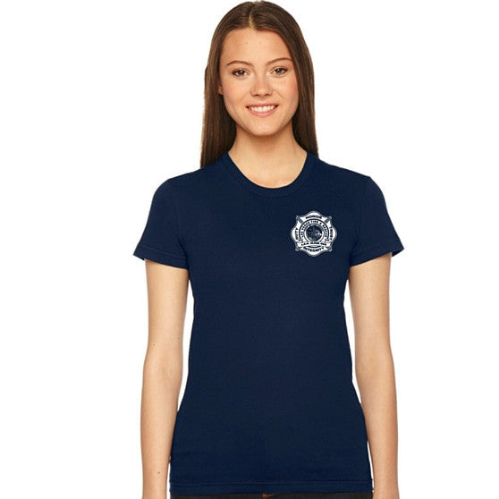 Ladies American Apparel Shortsleeve Duty T-Shirt