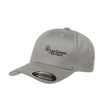 Load image into Gallery viewer, Lee Canyon Ski Patrol Flexfit Cap