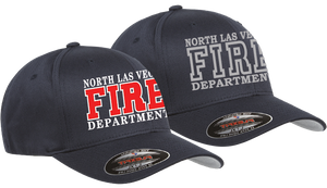 NLVFD Flex Fit Baseball Cap (Yupoong 6277)
