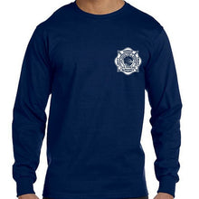 Load image into Gallery viewer, TRT ACADEMY Navy Shirts